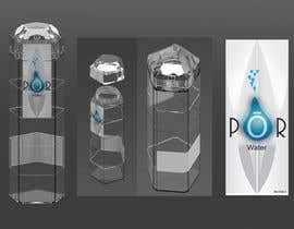 nº 46 pour Design a Mineral Water Bottle par alexdd91