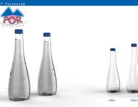 #51 para Design a Mineral Water Bottle por GlopesDesign