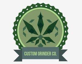 #51 for Need a logo for custom printed herb/tabacco/cannabis grinder business by farkasbenj