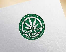 eddesignswork tarafından Need a logo for custom printed herb/tabacco/cannabis grinder business için no 54
