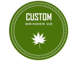danesebastian tarafından Need a logo for custom printed herb/tabacco/cannabis grinder business için no 43