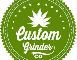 danesebastian tarafından Need a logo for custom printed herb/tabacco/cannabis grinder business için no 45