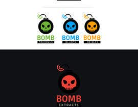 #120 for Bomb Extracts Logo Creative by kyriene