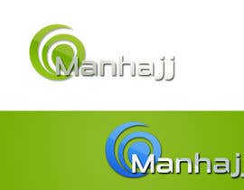 #213 para MANHAJJ Logo Design Competition por Nermiin