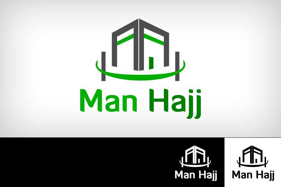 Bài tham dự cuộc thi #81 cho MANHAJJ Logo Design Competition