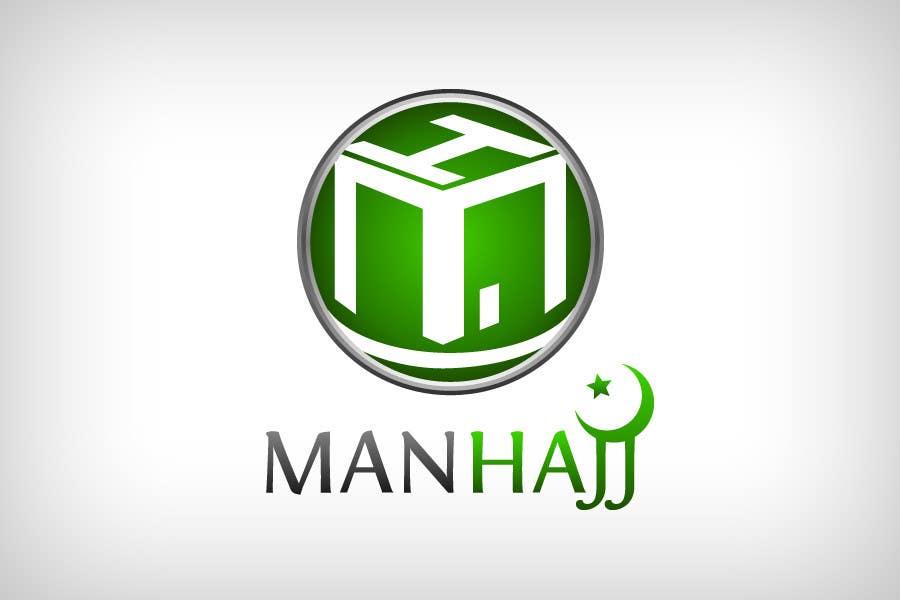 Bài tham dự cuộc thi #352 cho MANHAJJ Logo Design Competition