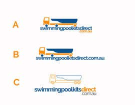 dezsign tarafından Design a Logo for swimmingpoolkitsdirect.com.au için no 58