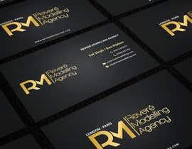 Nro 3 kilpailuun need a professional biz card for a modelling agency ( need it ASAP so will close contest once happy ) käyttäjältä Sabin787