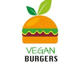 Nro 31 kilpailuun design a logo veganburgers käyttäjältä dodigfx