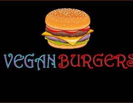 Nro 26 kilpailuun design a logo veganburgers käyttäjältä Asifa178