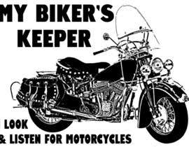 #26 for Design a Logo for My Biker's Keeper by Pibbles