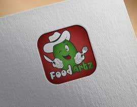 PhongDesigner tarafından Design a logo and name for a foodie app için no 116