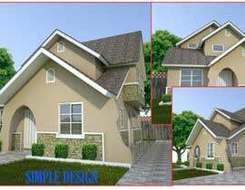 #19 for Home Facade Design by dadisn