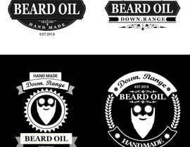 webstudioo tarafından Design a logo/label for Beard Oil için no 45