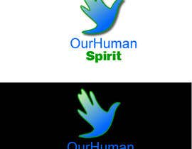 #95 for Design a Logo for Our Human Spirit by silverpendesigns