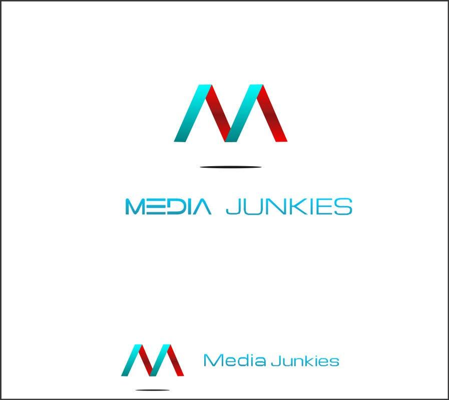 Inscrição nº                                         31                                      do Concurso para                                         Logo Design for Media Junkies