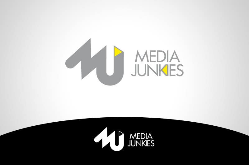 #81 for Logo Design for Media Junkies by xmaimo
