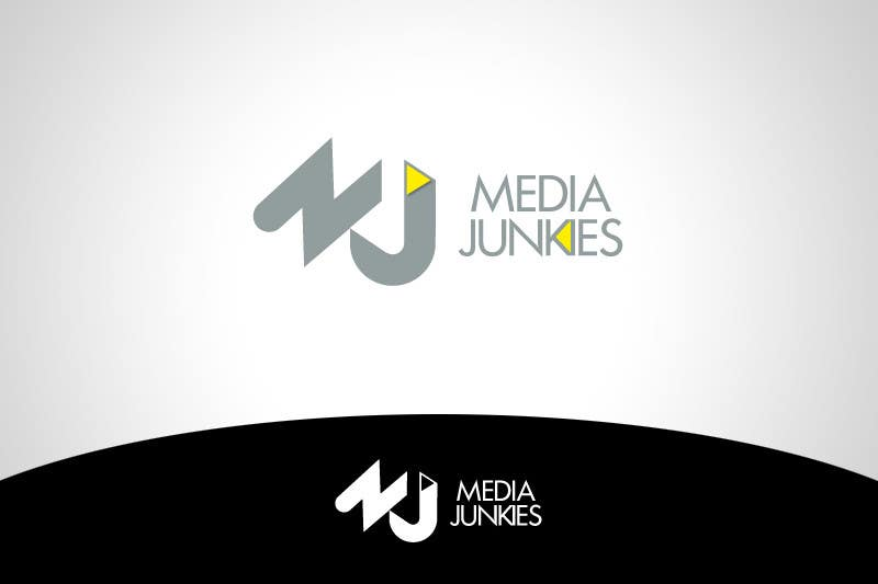 #99 for Logo Design for Media Junkies by xmaimo