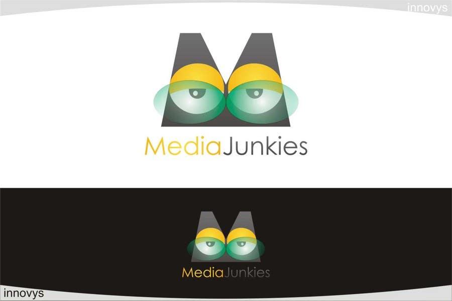 #129 for Logo Design for Media Junkies by innovys