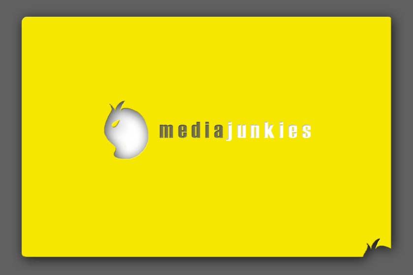 Inscrição nº                                         119                                      do Concurso para                                         Logo Design for Media Junkies
