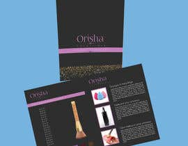 #15 for Design a small catalogue - 3 pages (Letter Size) by shafi071