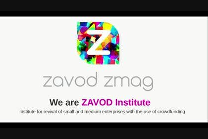 #17 for Create a Video presentation for ZMAG institute af designreaktor