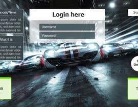 Nro 8 kilpailuun Design MMORPG landing page käyttäjältä mdmonirhosencit