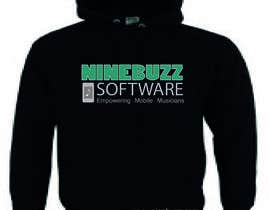 nº 54 pour Hoodie design for software company par PavelStefan