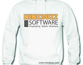 nº 59 pour Hoodie design for software company par PavelStefan