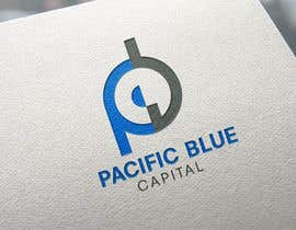 #180 for Logo Design and Stationary - Pacific Blue Capital by webtechnologic