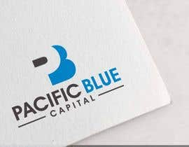 #185 for Logo Design and Stationary - Pacific Blue Capital by ibed05