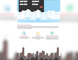 nº 12 pour Website design for Airport Transfer par andviel