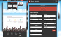 Contest Entry #13 for Website design for Airport Transfer