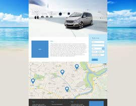 nº 4 pour Website design for Airport Transfer par aduetratti