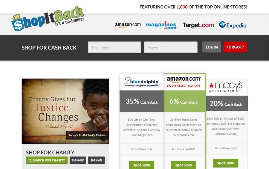 Bài tham dự cuộc thi #36 cho Design a Logo for our Cash Back website (Guaranteed Winner)