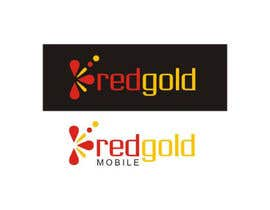 #92 untuk Design a Logo for Red Gold Mobile oleh primavaradin07