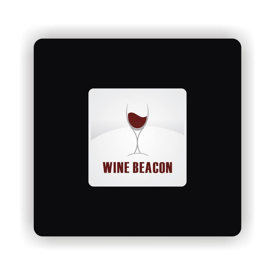 Proposition n°12 du concours Design a Logo and Icon for Mobile Application of Wine Notifier