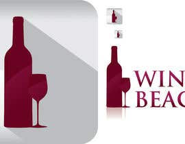 #21 para Design a Logo and Icon for Mobile Application of Wine Notifier por suneelkaith