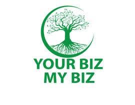 "lucianoluci657 tarafından I need a logo designed for ""Your Biz My Biz"" best design will get a lot more work. -- 1 için no 3"