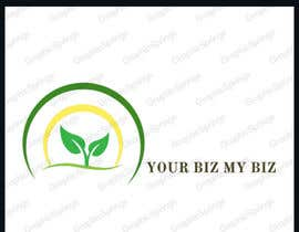 "#7 for I need a logo designed for ""Your Biz My Biz"" best design will get a lot more work. -- 2 by AO1996"