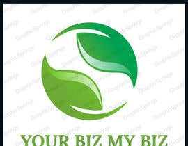 "#8 for I need a logo designed for ""Your Biz My Biz"" best design will get a lot more work. -- 2 by AO1996"
