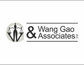 #24 for Design a Logo for Wang Gao & Associates, PC. by miglenamihaylova