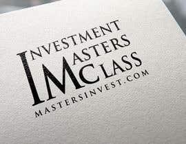 Nro 64 kilpailuun Design a Logo for Investment Masters Class käyttäjältä venky9291