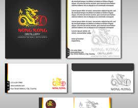 moucak tarafından Design letterhead / envolope & HTML signature için no 31