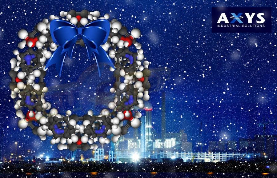 Kilpailutyö #21 kilpailussa Design Business Christmas cards