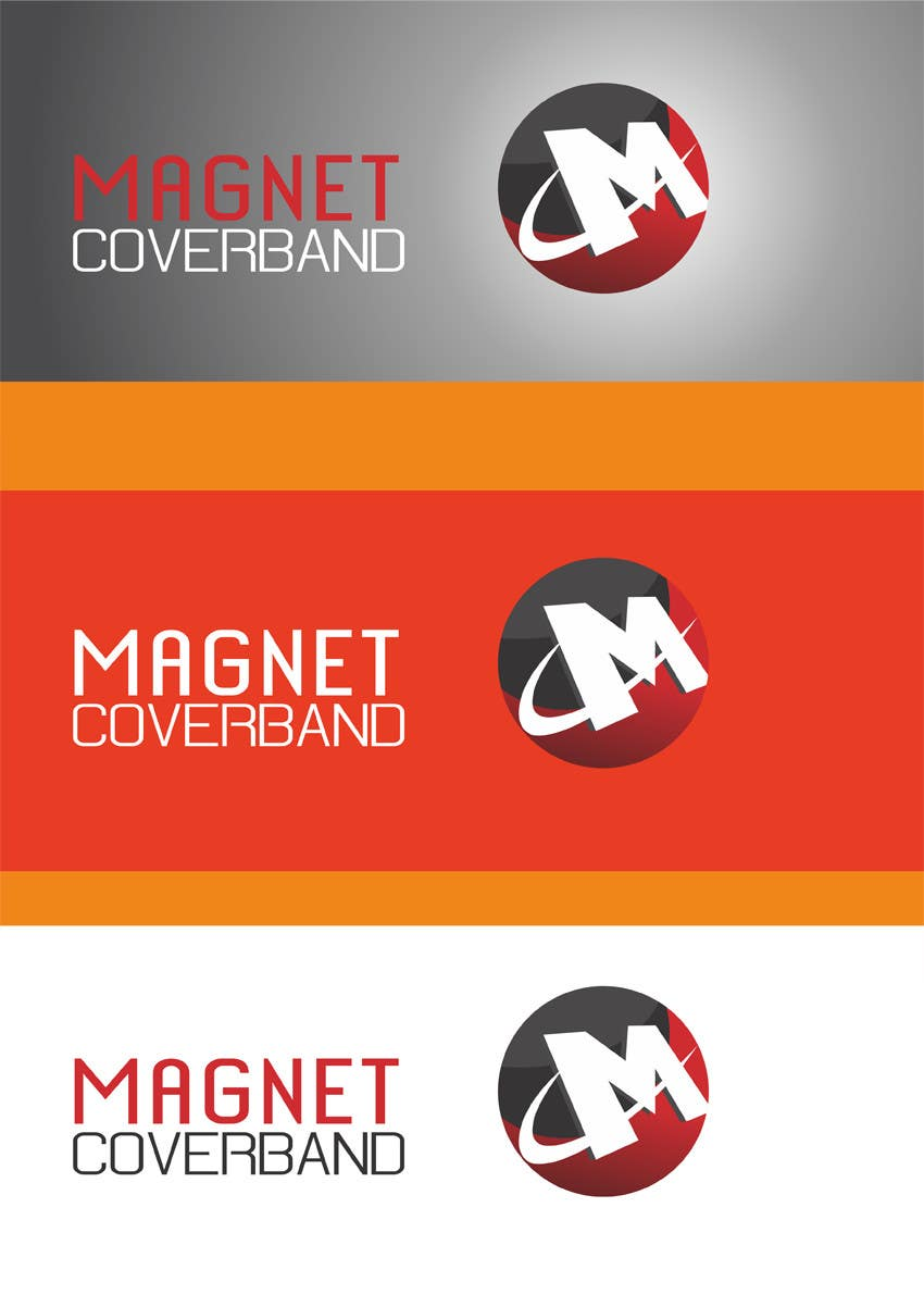 #17 for Design a logo for a music Band ( Covergroup ) by rajdesign2009