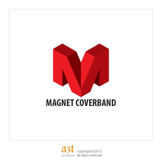 #32 for Design a logo for a music Band ( Covergroup ) by aizitech