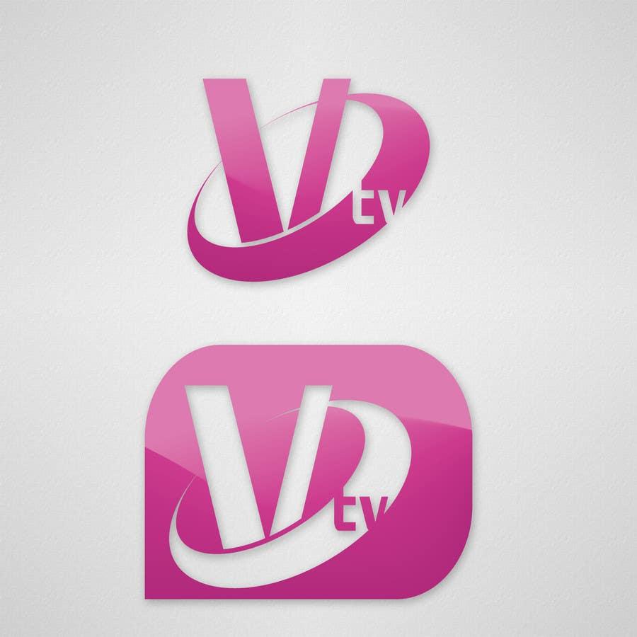 Kilpailutyö #21 kilpailussa Create a Web TV logo