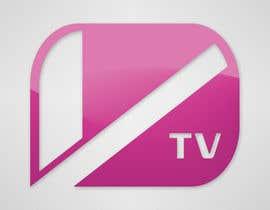 Nro 22 kilpailuun Create a Web TV logo käyttäjältä ziyadelgendy