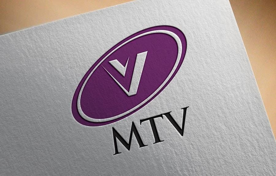 Kilpailutyö #37 kilpailussa Create a Web TV logo